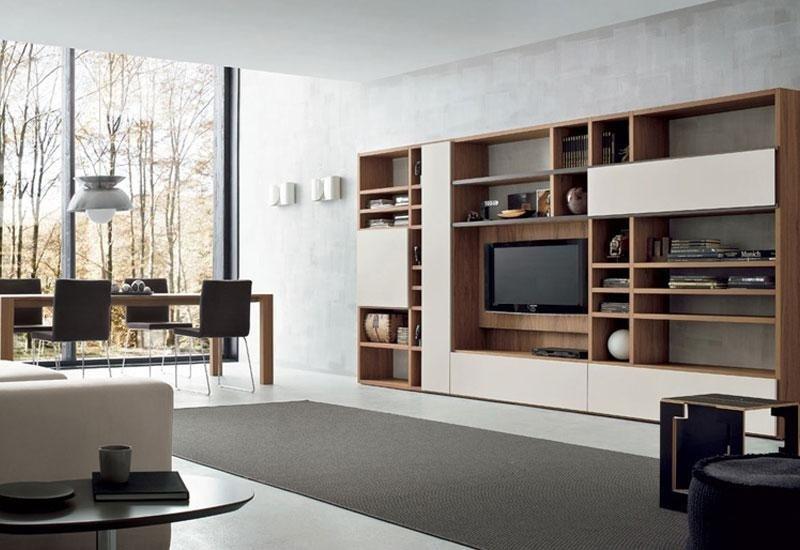 Mobile stile classico color legno