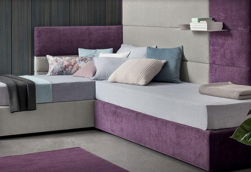 Arredamento con divano/letto