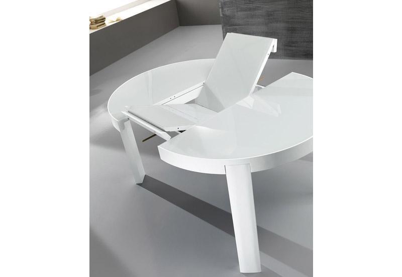 Tavolo bianco apribile