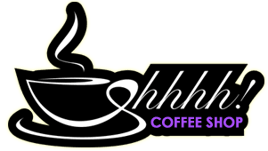 Shhhh! Coffee Shop Limited logo