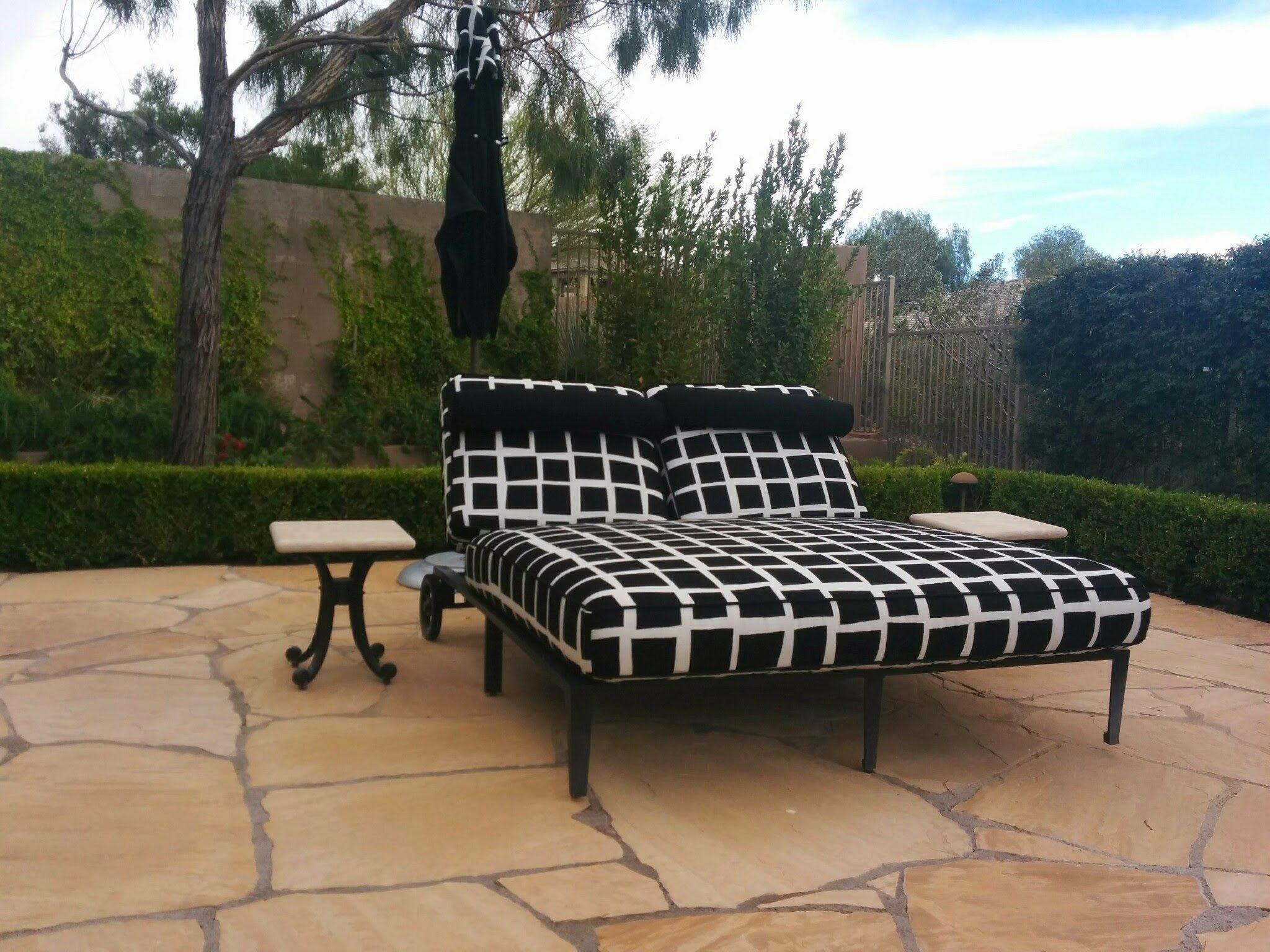 Outdoor Built Furniture in Las Vegas Nevada AG Interior Designs