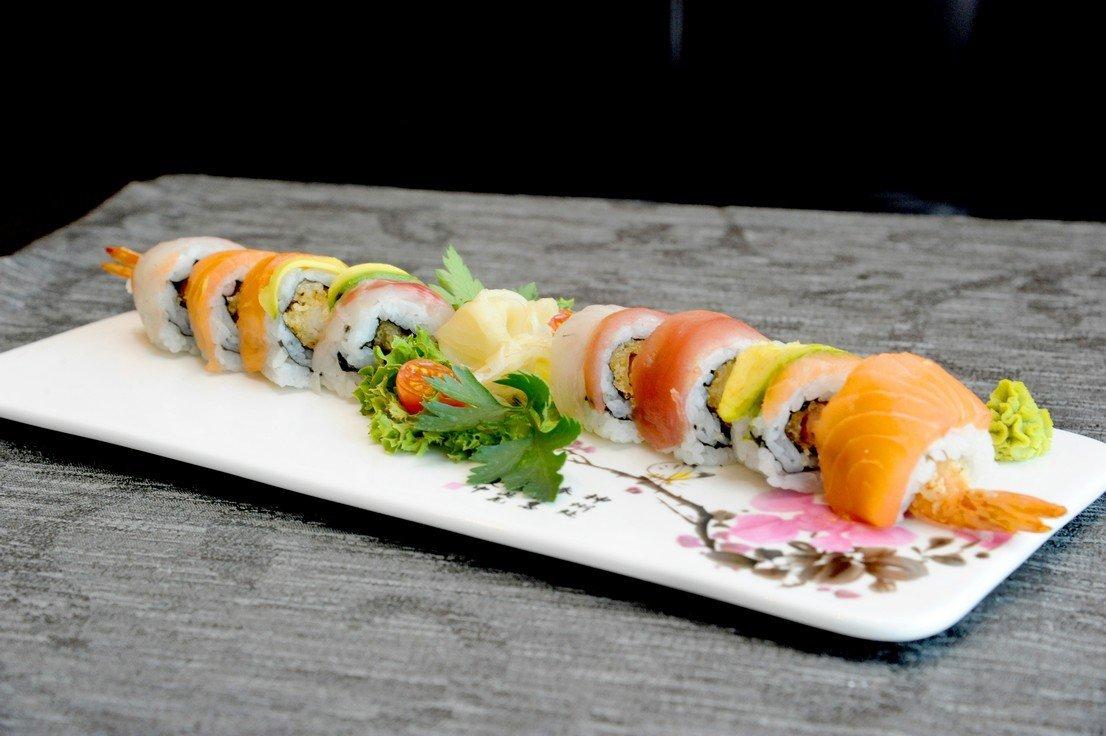 involtini di sushi