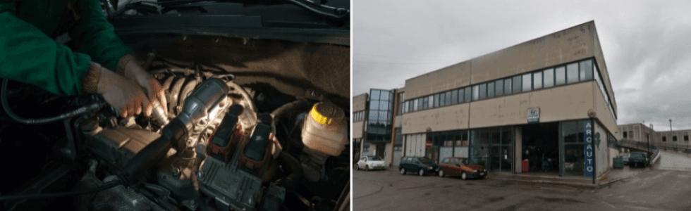 Autofficina, riparazioni auto Arezzo