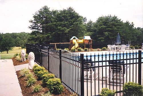 Residential Fence Burlington, NC