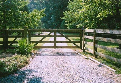 Wood Fence Burlington, NC