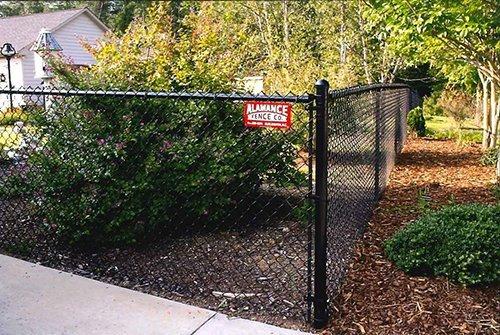 Chain Link Fence Burlington, NC