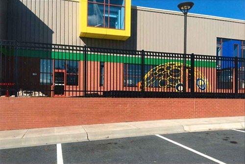 Ornamental Fence Burlington, NC