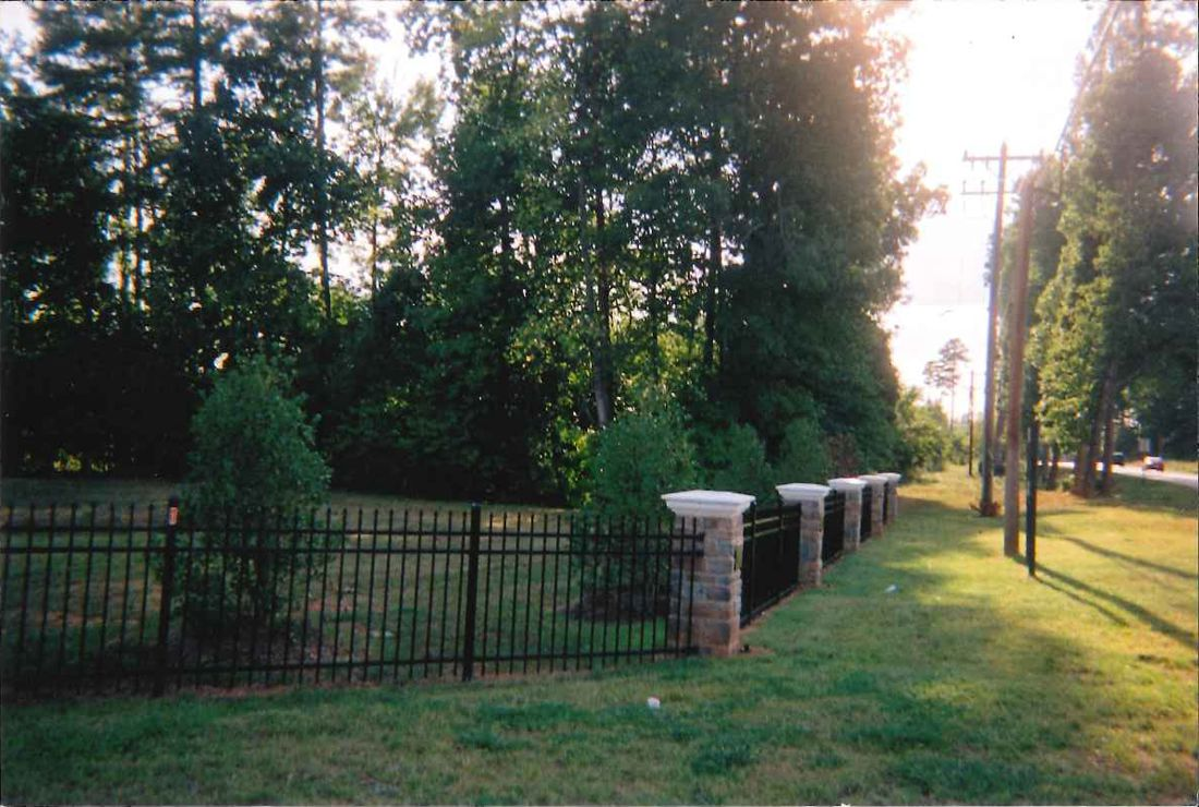 Ornamental Fence Burlington, NC