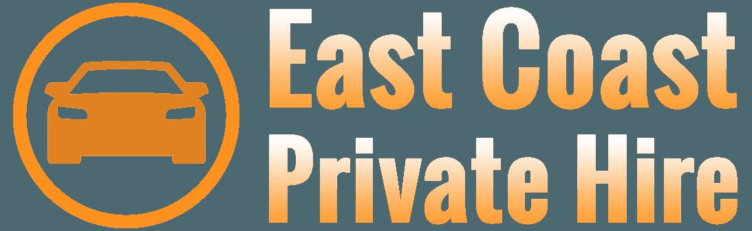 East Coast Private Hire Company Logo