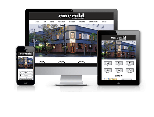 Multi Screen web design