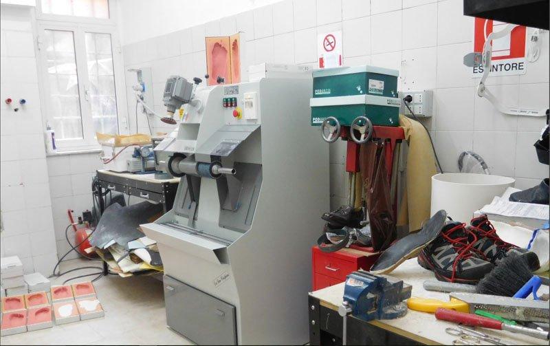 laboratorio ortopedico