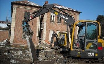 demolizioni prefabbricati