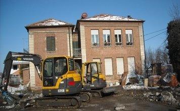 demolizioni strutture