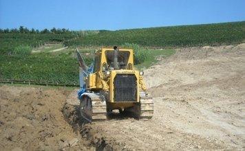 scavi agricoli