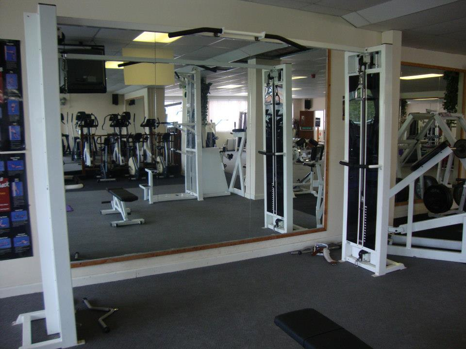 view of the equipment
