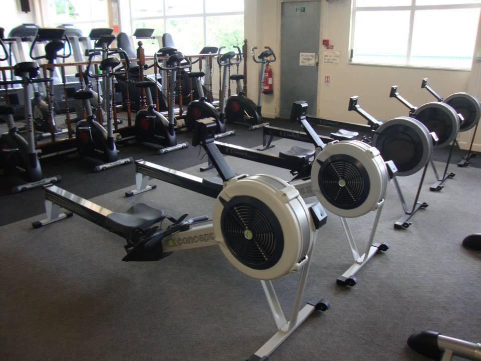 equipment for cardios