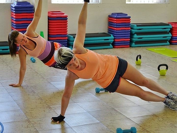 arm strengthening workout