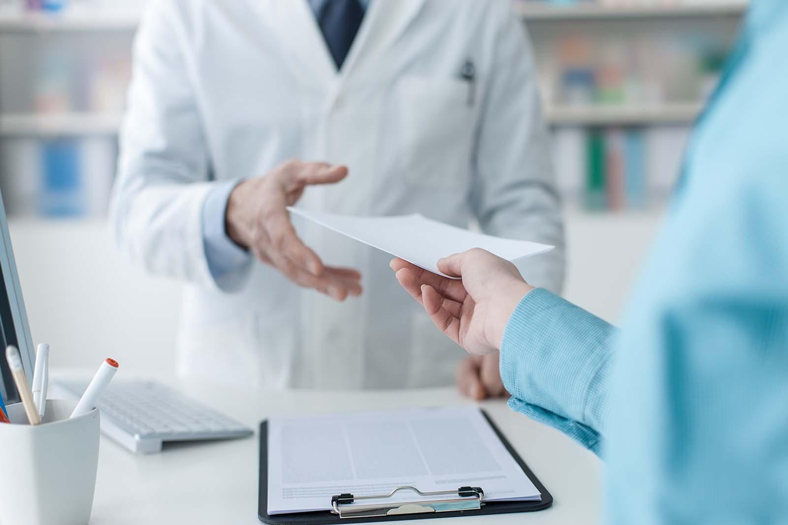 consulenza medica per principi attivi