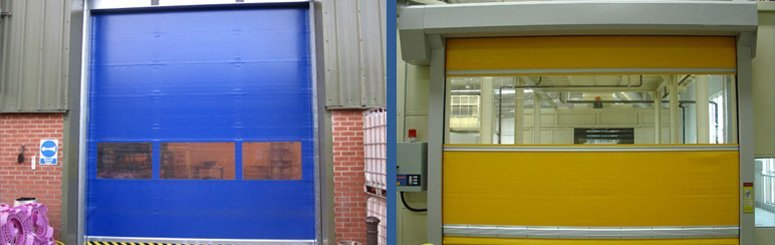 Nationwide industrial doors - Sheffield, Birmingham, Cardiff - CRB Door Systems