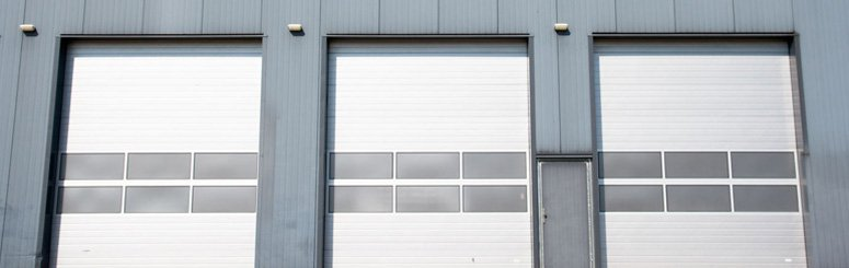 Shutter doors - Nationwide, Sheffield, London, Edinburgh - CRB Door Systems