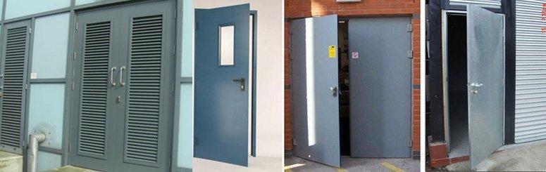 Security door - Nationwide, Sheffield, Birmingham, Edinburgh - CRB Door Systems