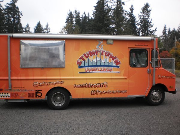 Portland Food Truck Builders