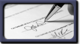 autenticazione firme, autenticazione contratti, certificati autenticati