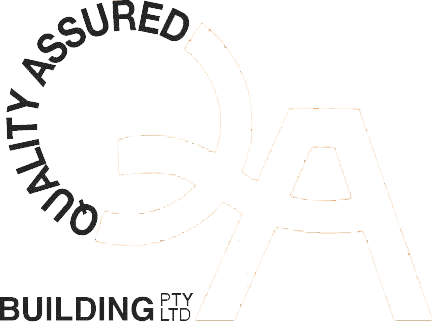 Quality Assured Building logo
