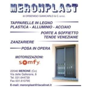 azienda tende Meronplast