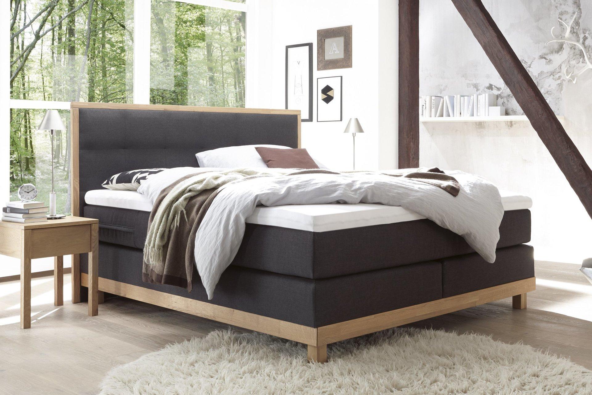 boxspringbett ohne metall, betten-schmidt   die schlafexperten, Design ideen