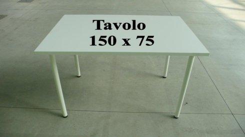 tavolo cm. 150 x 75