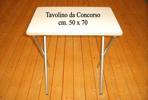 tavolo cm. 50 x 70