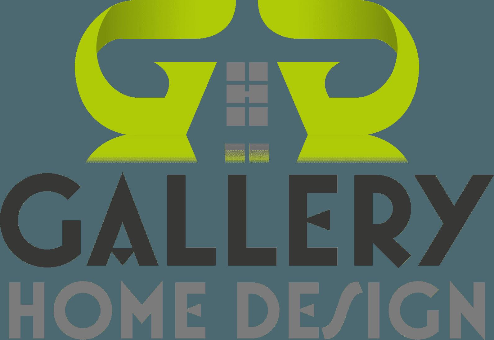 gallery home design logo