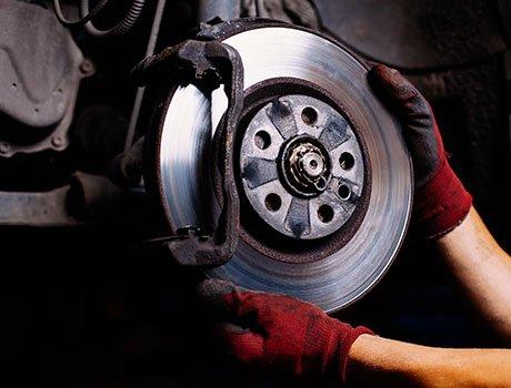 car brake fitting