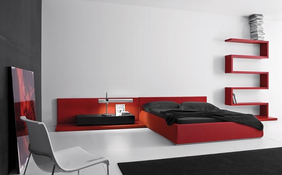 Camere da letto, letti contenitore