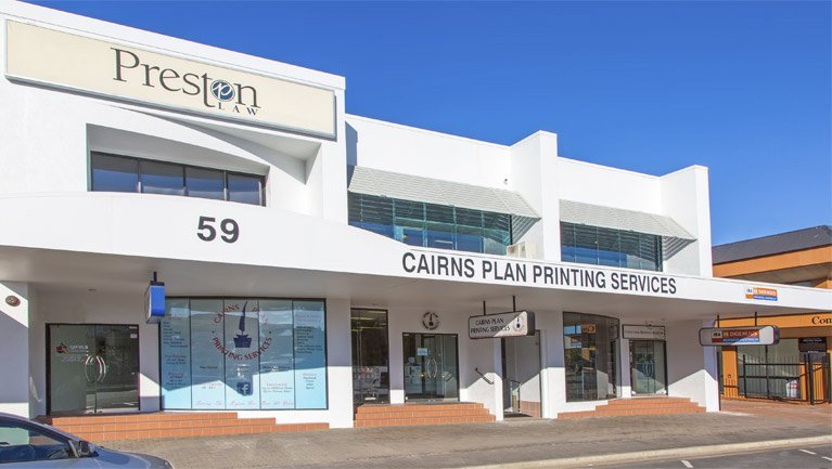 Cairns Plan Printing Services Exterior