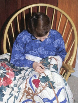 Handquilting Workshop, Suzanne Marshall Quilt Maker