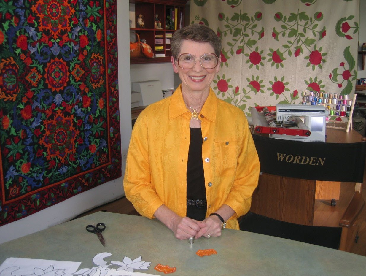 Suzanne Marshall - A Quilt Maker