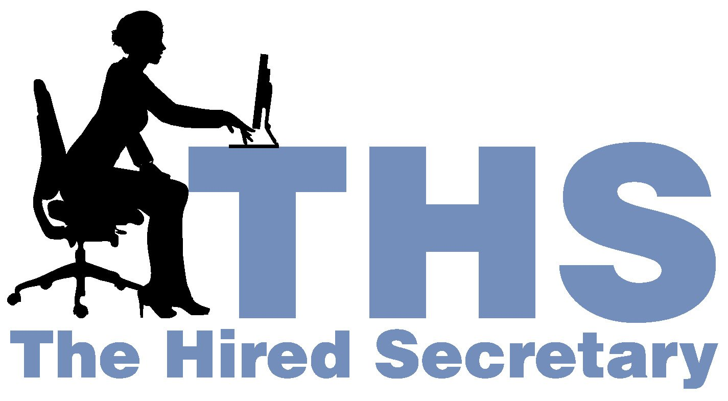 The Hired Secretary Ltd logo