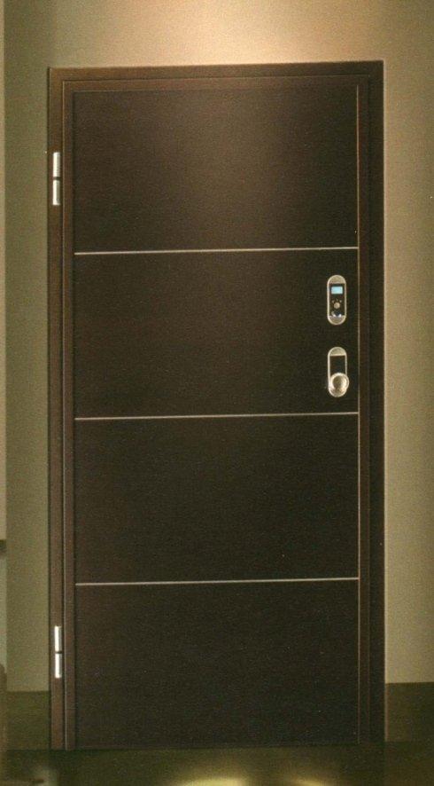 porta di sicurezza dierre elettrica con serratura motorizzata