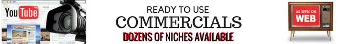 Video Marketing Commercials