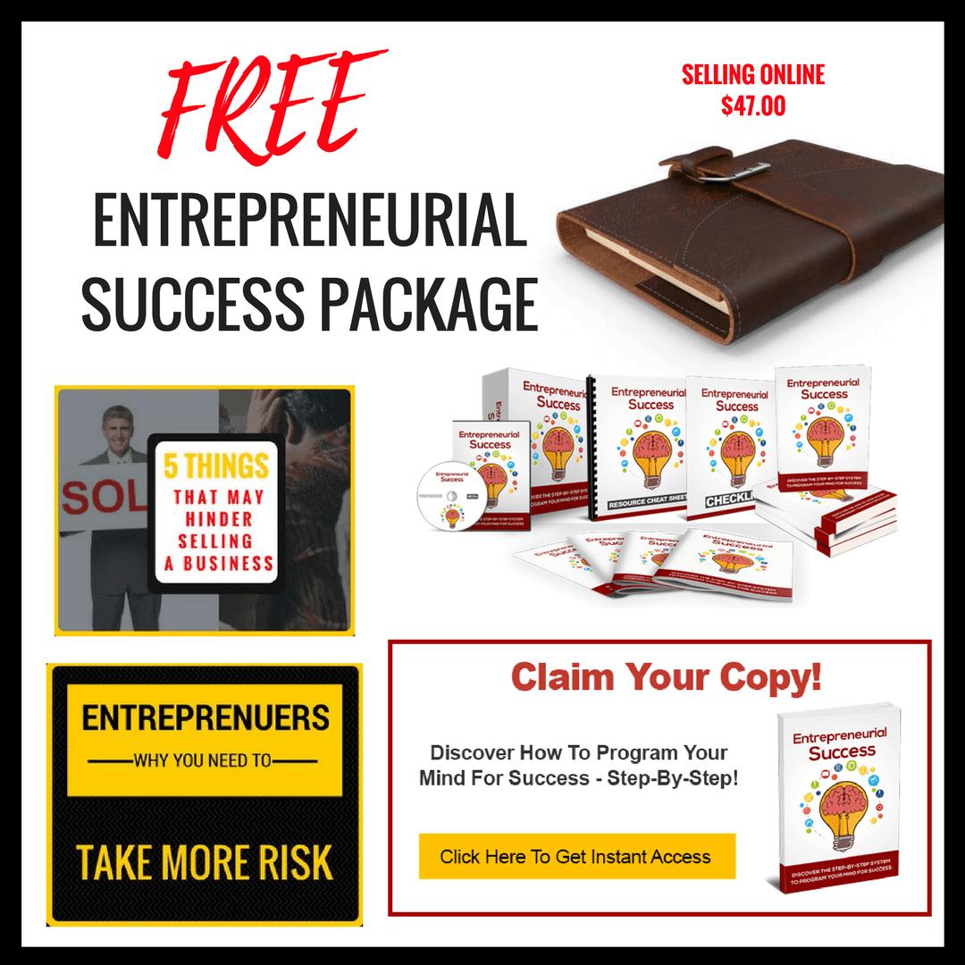 Free Entrepreneur Tools
