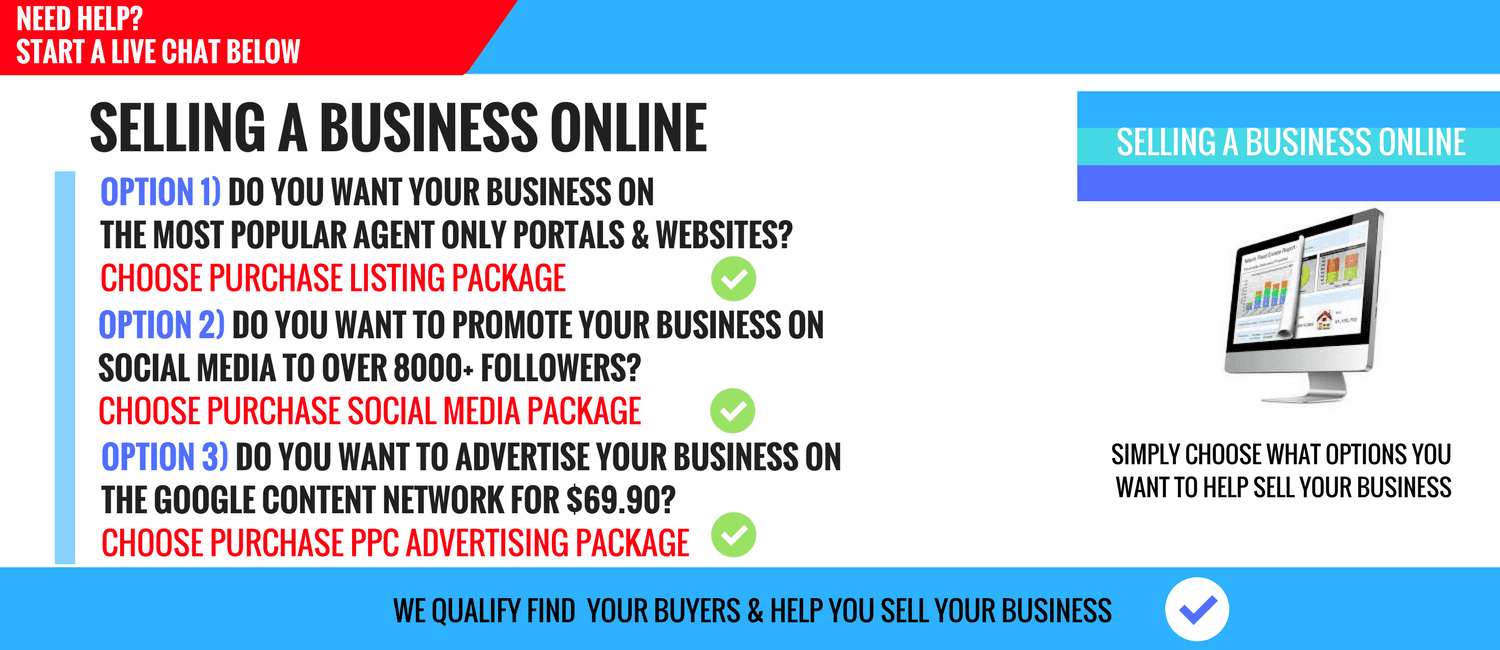 Find Products & Services To help Sell your Business Fast