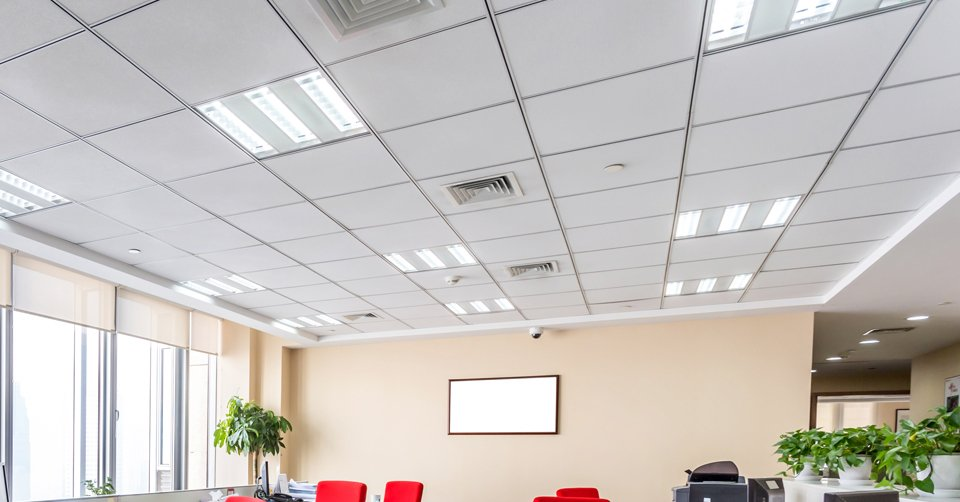 office ceilings. Suspended Office Ceilings