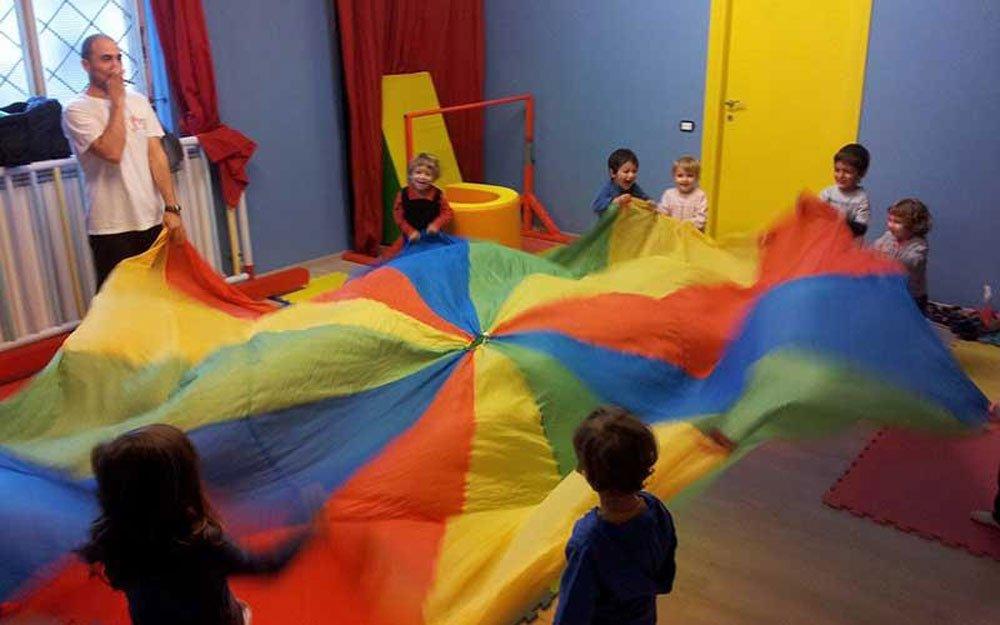 Le attività ludiche per i bambini a Torino