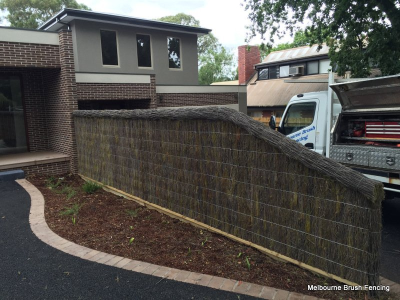 Melbourne Brush Fencing