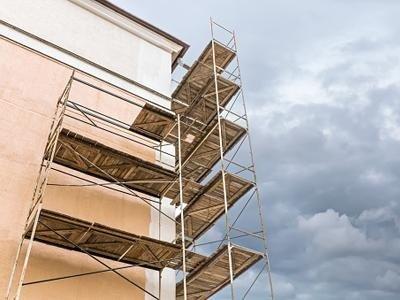 Ristrutturazione facciate esterne - Impresa Edile Editalia Genova