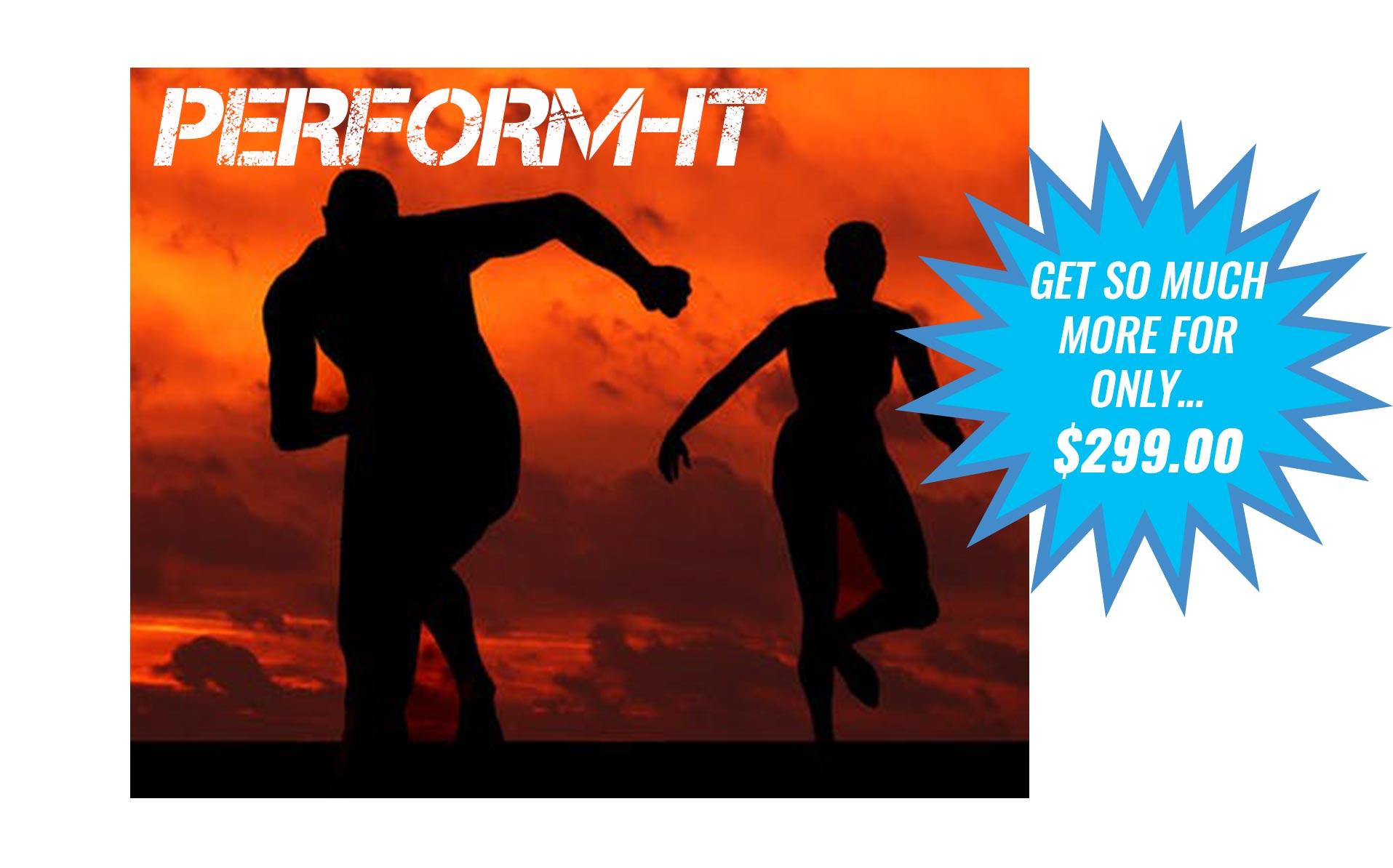 preform it athlete preference system