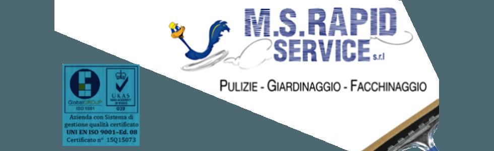 m.s. rapid service ravenna