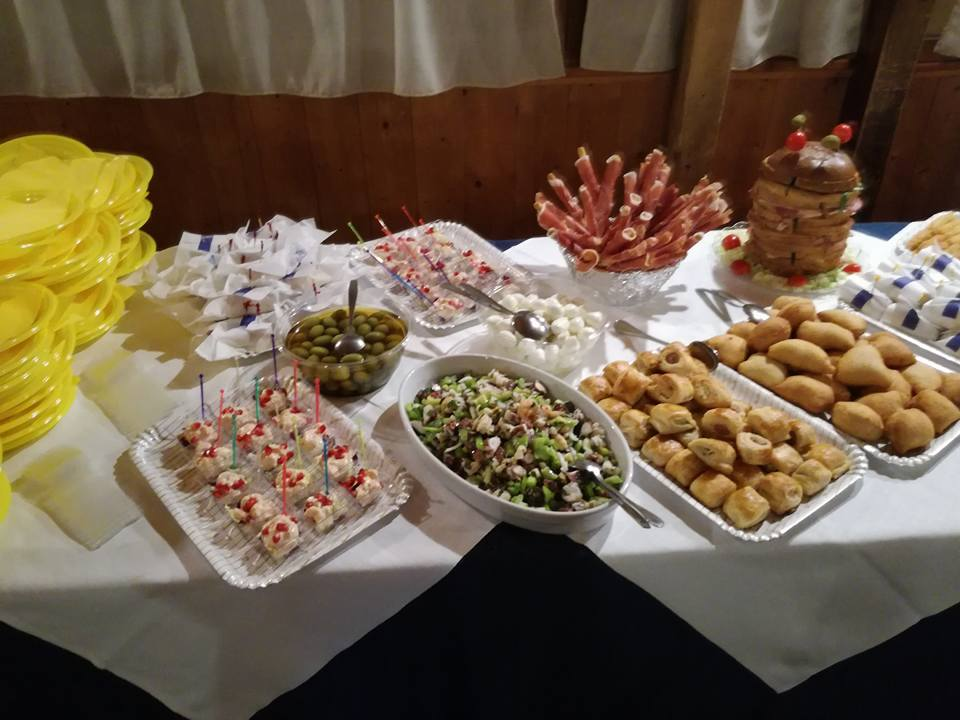 stuzziccheria buffet